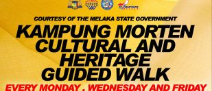 KAMPUNG MORTEN CULTURAL & HERITAGE GUIDED WALK